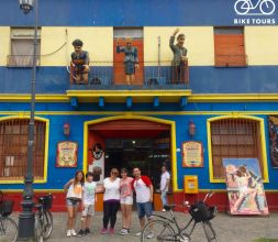 ¨A different Buenos Aires¨ Bike Tour