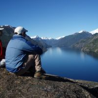 Guided day hikes in Bariloche